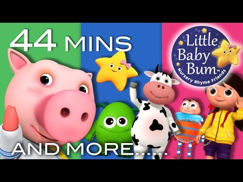 """Ten Little Baby Bum Friends"" 