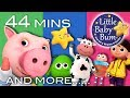 Ten Little Baby Bum Friends | Plus More Nursery Rhymes and Kids Songs | By Little Baby Bum!