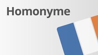 Homonyme Daf Grammatik Lernen 0