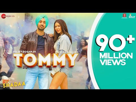 TOMMY SHADAA  Diljit Dosanjh | Sonam Bajwa staus song mp3 video download