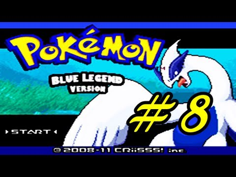 Pokémon Blue Legend (Hack) | Ep.10 Adios Misty | Anto7G