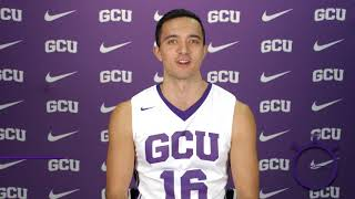 Men's Volleyball: Get to Know Cullen Mosher