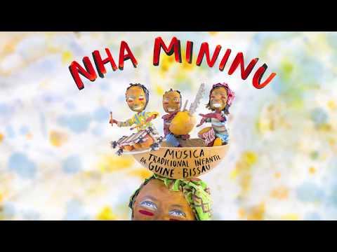 Nha Mininu (Música Tradicional Infantil da Guiné-Bissau) Documentário