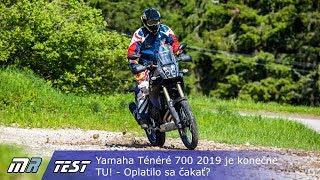 Prvý test: Yamaha Ténéré 700 2019 je konečne TU! - Oplatilo sa čakať? - motoride.sk