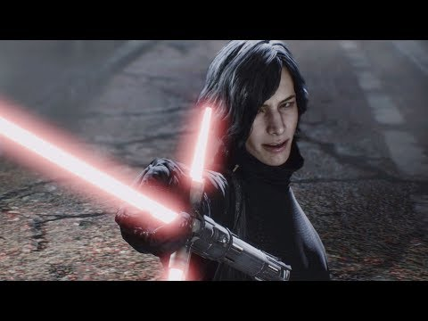 This Devil May Cry 5 mod makes V the Adam Driver look-alike he was always meant to be