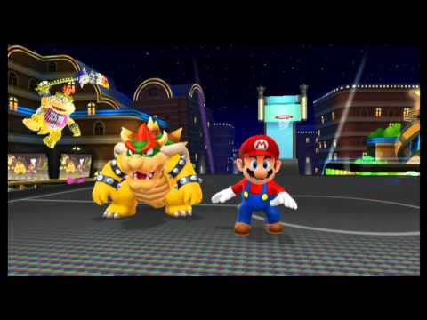 Mario Sports Mix Basketball Star Cup 2-on-2 Hard
