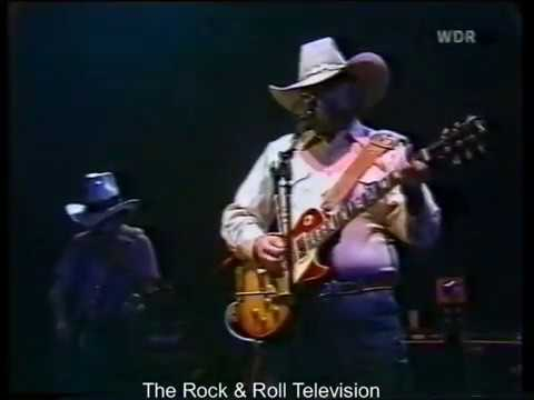 THE CHARLIE DANIELS BAND - Uneasy Rider