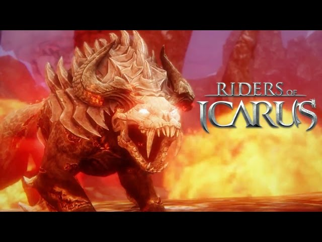 Riders Of Icarus Official Mounts Gameplay Trailer Youtube