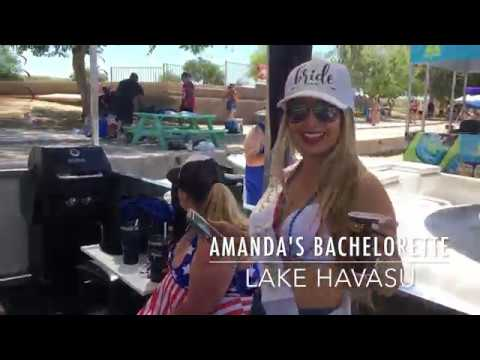 Amanda's Bachelorette Weekend
