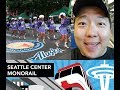 2017 Vlog #137 - Day in the Life - Seattle Seafair Torchlight Parade 2017