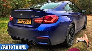 2018 BMW M4 CS REVIEW POV on AUTOBAHN & FOREST Roads by AutoTopNL