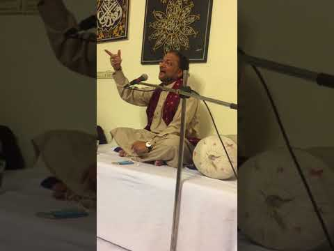 Ustaad Raza Ali Khan In Karachi 22 Dec 2017