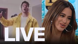 Ally Brooke Live In Studio + Jonas Brothers Record 'Cool' | ET Canada LIVE