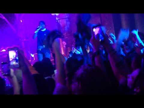 Travis Scott performs Through The Late Night live @ Birds Eye View Tour, Sacramento, CA
