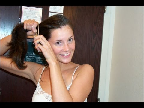 youtube how to style long hair haircut to pixie 8750 | hqdefault