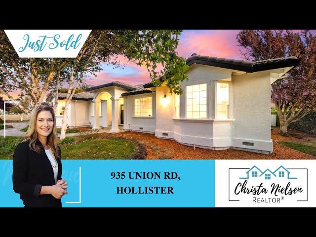 935 Union Rd, Hollister, CA 95023 | Living in Morgan Hill, CA