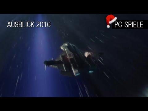 PC-Spiele 2016 | Rise of the Tomb Raider, Star Citizen, No Man's Sky, XCOM 2