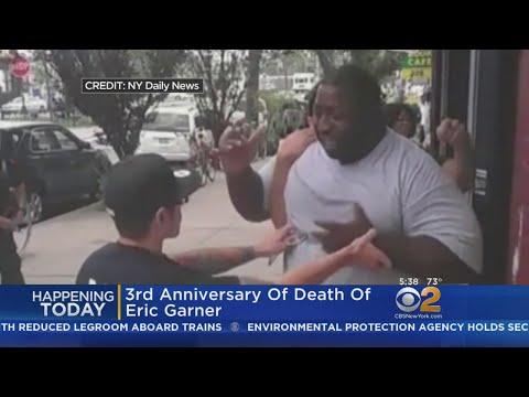 3rd Anniversary Of Death Of Eric Garner