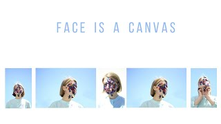 face is a canvas  || kashiwa daisuke - stella