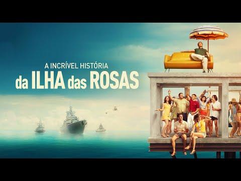 A Incrível História da Ilha das Rosas | Trailer | Dublado (Brasil) [HD]