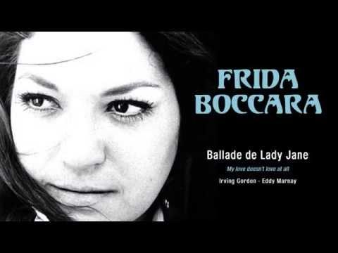 Frida Boccara - Ballade de Lady Jane