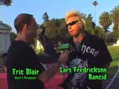 RANCID's Lars Frederikson talks with Eric Blair 2005