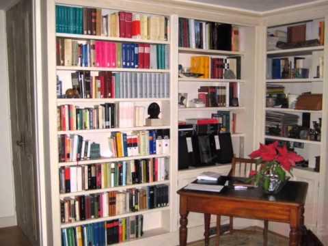 Librerias a medida por ebanisteria estevez en madrid youtube - Librerias a medida en madrid ...