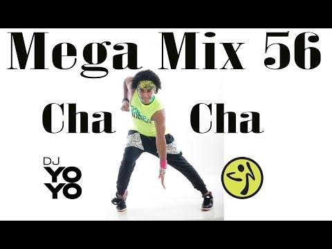 Zumba ® Fitness Mega Mix 56 ME GUSTAS TÚ (Zin Yoyo Sanchez)