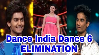 First Elimination of Dance India Dance Season 6 from Bottom 3 Contestants | 2018 ||[YES INDIA]