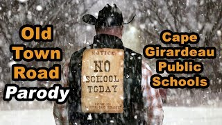 SNOW DAY ANNOUNCEMENT: Cape Girardeau Public Schools
