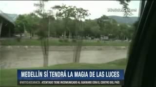 Sí habrá alumbrados navideños en Medellín este año, confirma Alcaldía - 15 de Julio de 2014