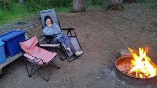 800 Mile Oregon Tent Camping Trip with Shotgun Partner!