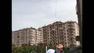 MUSTAFA İSMET YAĞCI SU ROKETİ -WATER ROCKET II