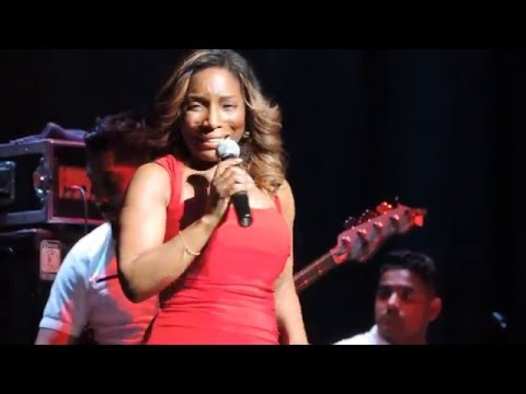 """Stephanie Mills """"Feel The Fire"""" Valentine's Day 2016!  New Music """"Afraid To Love"""" on itunes!"""