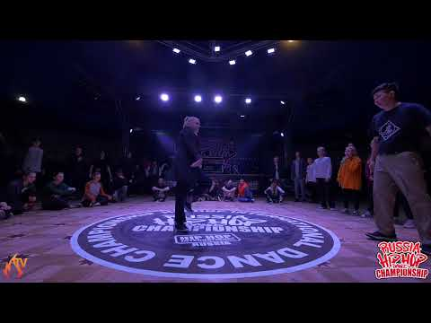 KRISS vs. ЛАМУТ | FINAL | Popping 1x1 | HIP HOP INTERNATIONAL RUSSIA 2018