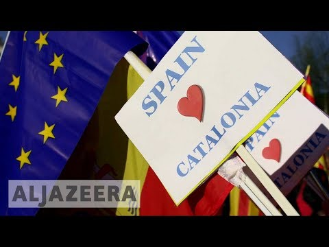 Catalonia snap election: campaign on final weekend