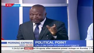 Political Point: President Uhuru's political frustration