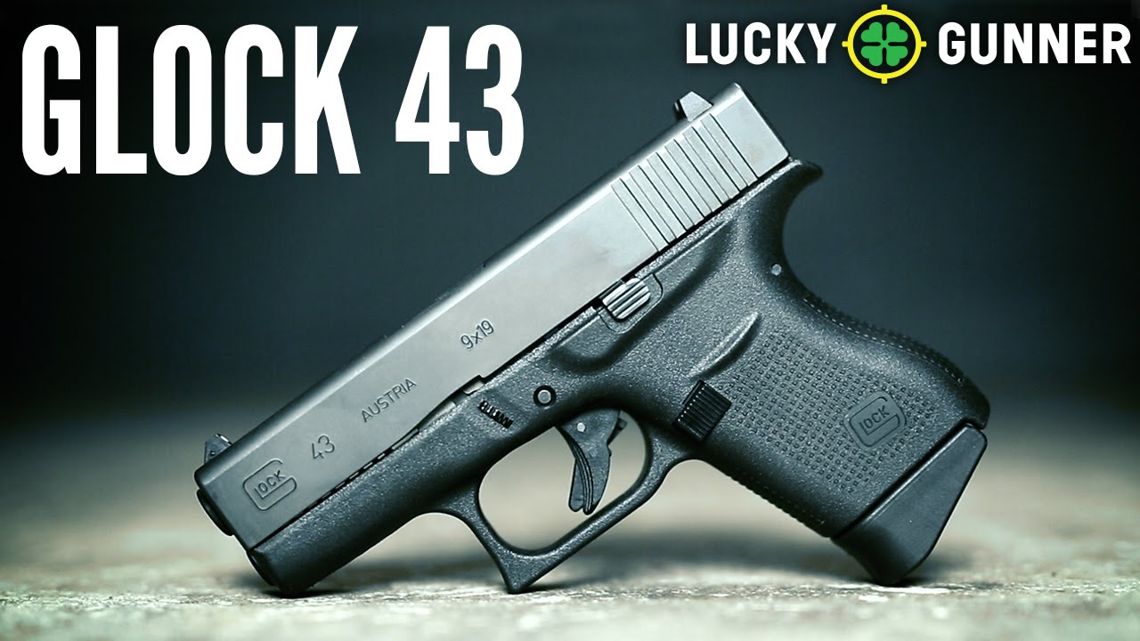 Glock 43 9mm Review Youtube