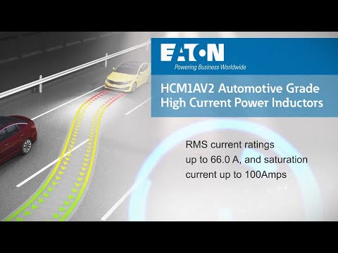 HCM1AV2 Automotive Grade Inductor for Vehicle Electrification