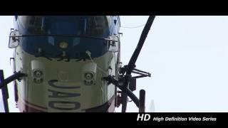 大分県防災航空隊 隊員投入訓練730B