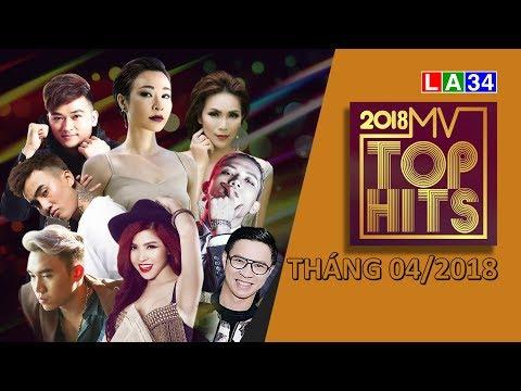 MV TOP HITS – THÁNG 04 – CA SỸ ANH TÚ THE VOICE   LATV
