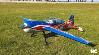 """Extreme Flight 91"""" Yak 54-EXP Overview"""