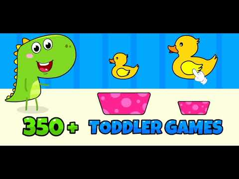 2-3 year old preschool games