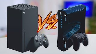 PLAYSTATION 5 vs XBOX X !!!!!!!