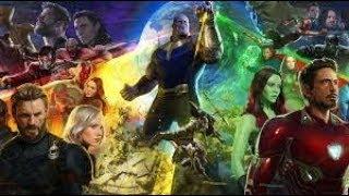 Мстители Война бесконечности  Вонг и Доктор Стрэндж рассказывают про камни бесконечности