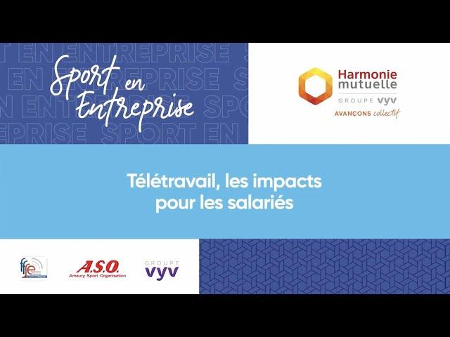 Télétravail et digitalisation | Vidéos de la table ronde du 6 avril avec Stéphane Diagana