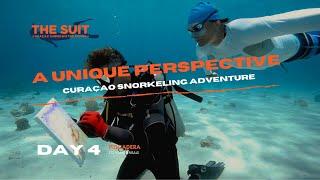 A unique Curaçao Snorkeling Adventure | Day 4 | The Suit Curacao Vlog