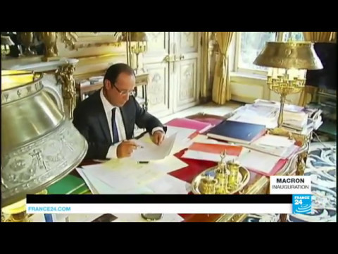 France: François Hollande, the most unpopular president in modern times