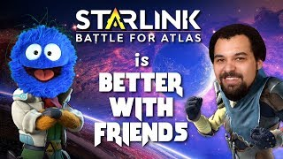 Another Starlink Video BECAUSE I SAID SO!!! │ Co-op Silliness feat. Bryan