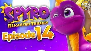 Spyro Reignited Trilogy Gameplay Walkthrough - Episode 14 - Winter Tundra! (Spyro 2)